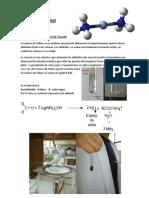 Parte Experimental Aldehidos y Cetonas FIN