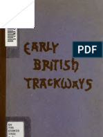 Early British Trackways - Alfred Watkins