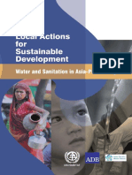 Local Actions for Sustainable Development