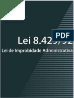 Lei 8.429 - Lei de Improbidade Administrativa
