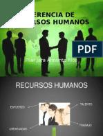 Gerencia de Recursos Humanos_PilarJaraAlmonte