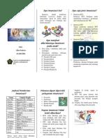 Alfan Pamflet Imunisasi