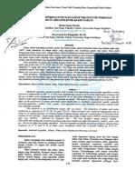 Pengaruh Proporsi Gluten Dan Jamur Tiram Putih Terhadap Mutu Organoleptik Bakso Nabati