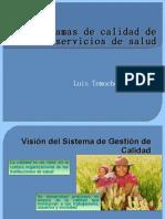 Programas de Calidad_LuisTemoche