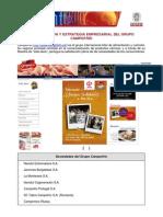 SOL CP Globalizacion Estrategia Empresarial Grupo Campofrio