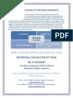 bethesda college flyer6 14