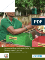 Successful Innovations in Solid Waste Management Systems