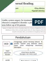 JOURNAL Cingulotomy-dr. Tya Romli SpBS