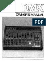DMX Owners Manual Rev3