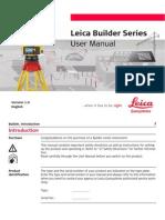 Builder UserManual En