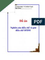 Đồ Án Nghiên Cứu Điều Chế Và Giải Điều Chế OFDM - Luận Văn, Đồ Án, Đề Tài Tốt Nghiệp