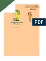 Copia de Mundial de Futbol Brasil 2014 - Fixture,Quiniela
