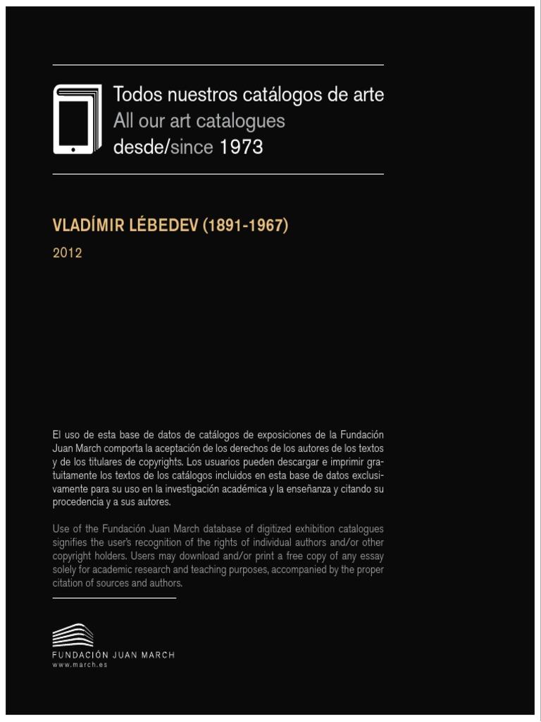 Vladímir Lébedev (1891-1967) 6a352fce14c
