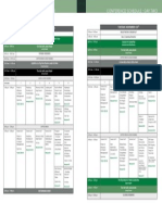 PMI-SAC 2009 Conference Schedule