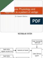 Vertigo Physiology and Clinical Assessment