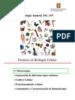 Clase Microscopia
