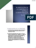 PlanificacióndelaCapacidadenSistemasCliente2011