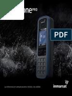 IsatPhonePro Overview ES