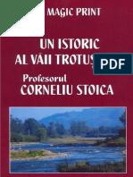 Un Istoric Al Vaii Trotusului Profesorul Corneliu Stoica