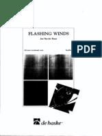 Flashing Winds - Jan Van Der Roost
