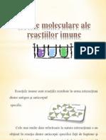 Bazele Moleculare Ale Reactiilor Imune