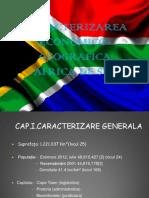 Caracterizare Economico-geografica Africa de Sud Ancuta Stefan,Geografia Turismului,Anul I,Semestru II