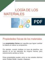 Tecnología de Los Materiales 11