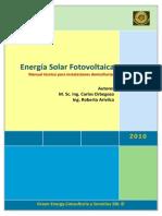 Manual Energia Solar Fotovoltaica