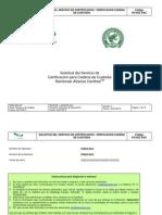 Po-02c Rac Solicitud de Servicio Certificacion Cadena de Custodia v3