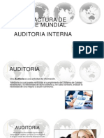 6. Auditoria Interna