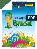 Panini Album Oficial Copa Mundial Brasil 2014 - Amazonvenezuela.com.Ve