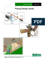 Refrigerant Piping Design Guide
