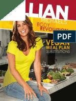 Jillian Michaels Vegan Meal Plan