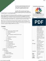 NBC - Wikipedia, The Free Encyclopedia