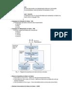 Características de Um SGBD