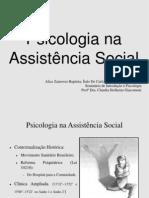 Psicologia Na Assistência Social