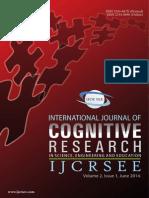 IJCRSEE Volume 2 Issue 1