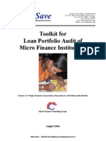 MircoLoan Audit LPA_Toolkit