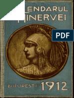 Calendarul Minerveiu Pe Anul 1912, Mica Enciclopedie Populara a Vietii Practice, 14, 1912