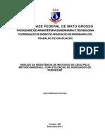 ANÁLISE DA RESISTÊNCIA DE MISTURAS DE CBUQ PELO MÉTODO MARSHALL COM UTILIZAÇÃO DE AGREGADOS DE NOBRES.pdf