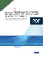 Credit Value Adjustment