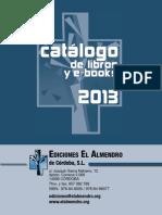 Catalogo Ediciones El Almendro