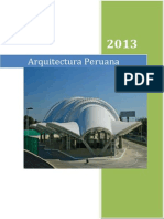 Arquitectura en El Peru