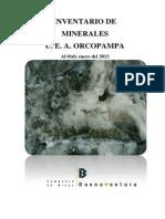 Inventario de Reservas 2013_orcopampa
