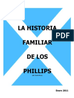 Historia Familiar Phillips de Costa Rica (Scotland)