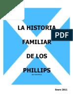 Historia Familiar Phillips de Costa Rica (Scotland)