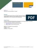 Web Dynpro Tables