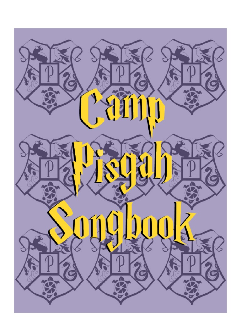 Camp pisgah songbook minus chords song structure leisure hexwebz Images