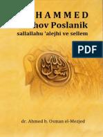 Muhammed Allahov Poslanik sallallahu  alejhi  we sellem