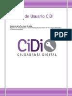 Manual CiDi Portal